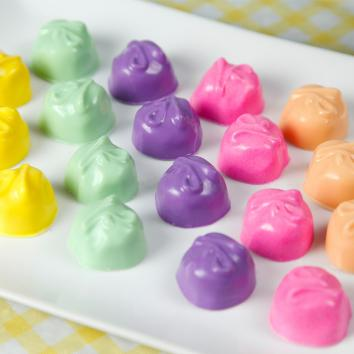 Baby Shower Candy Molds