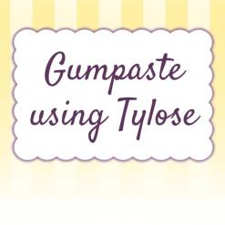 Gumpaste Recipe Using Tylose