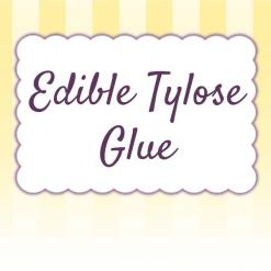 Edible Tylose Glue